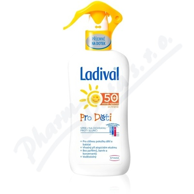 LADIVAL Děti OF50 SPR 200ml