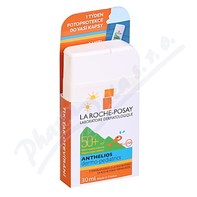 LA ROCHE-POSAY ANTHELIOS POCKET Derm. ped.50+ 30ml