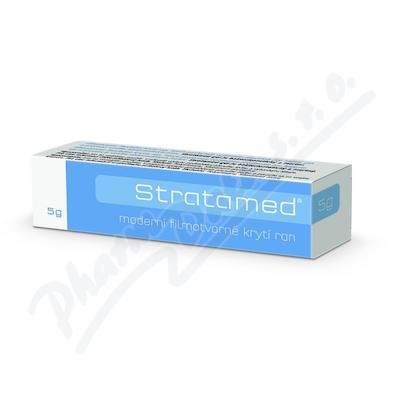 Stratamed gel rána 2-4cm 5g